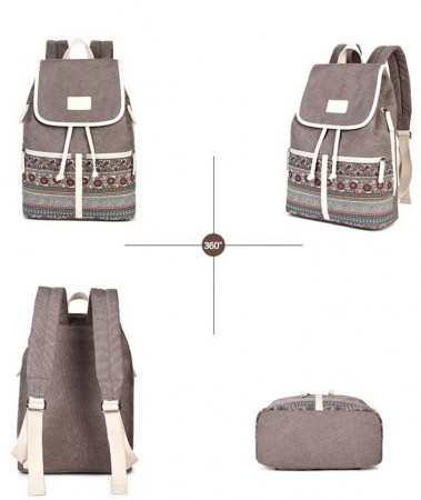 Мастер-класс по пошиву универсального рюкзака №19