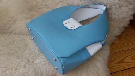Мастер-класс по пошиву женской сумки №13