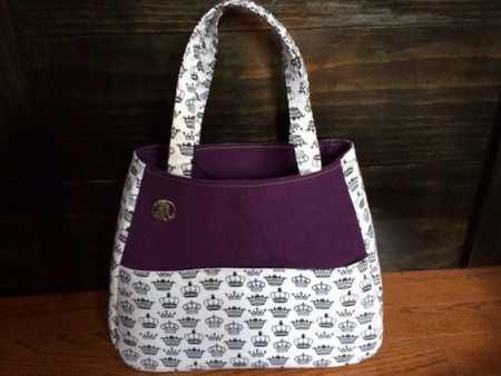 Мастер-класс по пошиву женской сумки №16